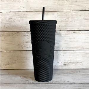 Starbucks 2021 black studded tumbler